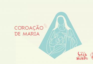Transmissão ao Vivo - COROAÇÃO DE MARIA - 30/05